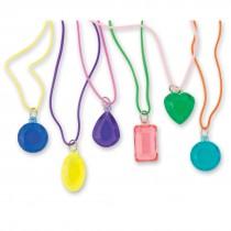 Giant Gem Necklaces