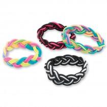 Braided Elastic Bracelets