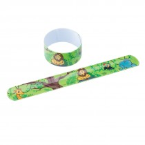 Jungle Friends Slap Bracelets
