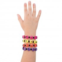 Emoji Bead Bracelets