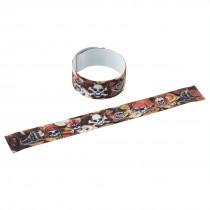 Pirate Slap Bracelets
