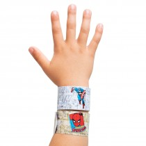 Avengers Comic Slap Bracelets