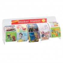 Sticker Roll Rack