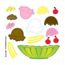 Make-Your-Own™ Sundae Stickers