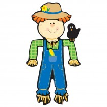 Make-Your-Own Scarecrow Stickers