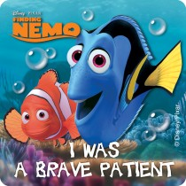 Finding Nemo Medical Stickers