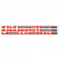 50 Proud to be Canadian Pencils