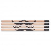 Moustache Pencils