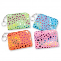 Star Coin Purse Backpack Keychains