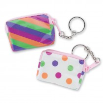 Mini Purse Backpack Keychains