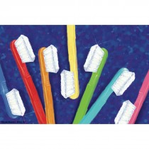 Painted Toothbrushes Recall Cards
