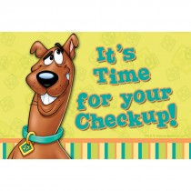 Scooby-Doo Check Up Recall Cards