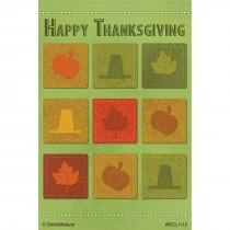 Thanksgiving Icons Recall Cards
