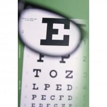 Eye Chart Recall Cards