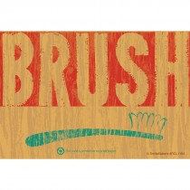 Brush Recycled Recall Cards