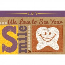 Love To See Your Smile Recycled Recall Cards