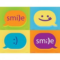 Assorted Dental Emoticon Laser Recall Cards