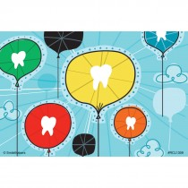 Tooth Balloons Recall Cards