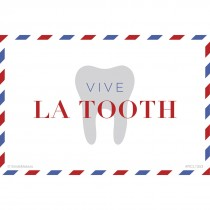 Vive La Tooth Recall Cards