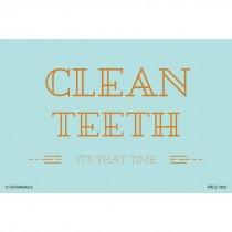 Clean Teeth Recall Cards