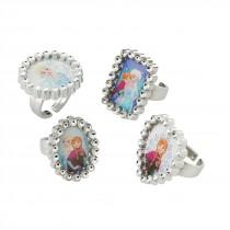 Disney Frozen Jewel Rings