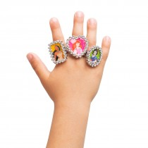 Disney Princess Jewel Rings