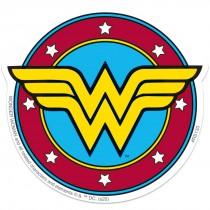 Wonder Woman Logo Re-Stickables