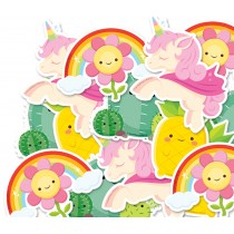 Girl Re-Stickable Stickers Value Pack