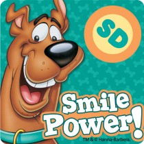 Scooby-Doo™ Dental Stickers