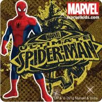 Spider-Man™ Glitter Stickers