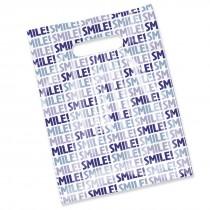 Smile! Scatter Print Bag