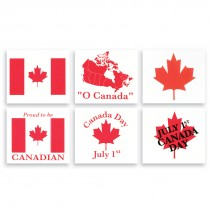 Canada Temporary Tattoos