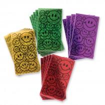Metallic Smiley Notepads
