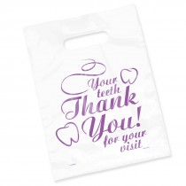 Clear Thank You Bags