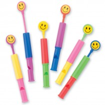 Smiley Slide Whistles