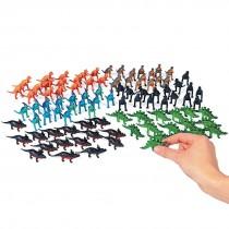 Plastic Dinosaur Figurines
