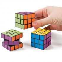 Colour Puzzle Cubes