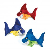 Plush Happy Sharks