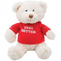 GUND® Plush Feel Better Cream Bear