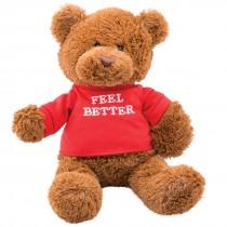 GUND® Plush Feel Better Brown Bear