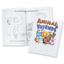 Animal Friends Colouring Books