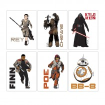 Star Wars: The Force Awakens Temporary Tattoos