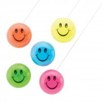 Mini Smiley Face Zig-Zags