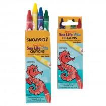 Sea Life Pals Crayons