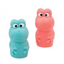 Funny Frog Finger Puppets