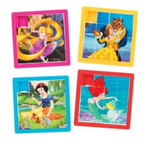 Disney Princess Slide Puzzles