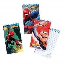Spider-Man Notepads