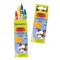 Playful Pets Crayons