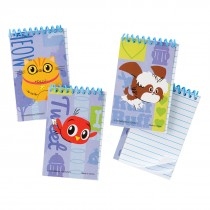 Playful Pets Notepads