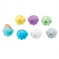 Mini Piggy Bank Figurines